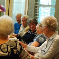 Highlights and pictures of the Fairy Tea Party that residents of Heritage Point of Tulsa got to enjoy. Contact us to learn about our many activities.